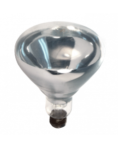 Philips 416743 - 250BR40/1 120V - 250 Watt BR40 Clear Heat Lamp