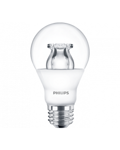 Philips 462515 6A19/LED/827-22/CL/DIM 120V - *DISCONTINUED* SEE the 549485 as Possible Replacement