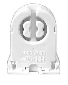 T8 Medium Bi-Pin - Rotary Lock - Unshunted