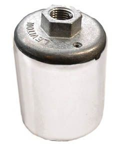 Mogul Base Socket with Metal Cap - 3/8 IP