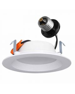"ETI DL-4-625-830-SV-D 4"" Recessed Retrofit Downlight 3000K"