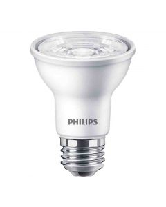 Philips 535278 Dimmable PAR20 LED Bulb - 8.5PAR20/PER/930/F25/DIM/EC/120V 6/1FB 120V
