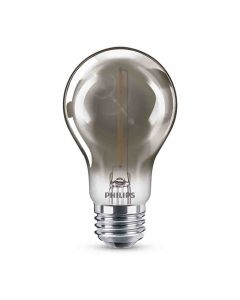 Philips 543116 Dimmable A19 LED Bulb - 4A19/MOD/840/E26/CL/GL/DIM 4/1BC 120V - *DISCONTINUED* SEE the 543124 as Possible Replacement