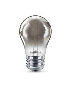 Philips 543165 Dimmable A15 LED Bulb - 3A15/MOD/840/E26/CL/GL/DIM 4/1BC 120V