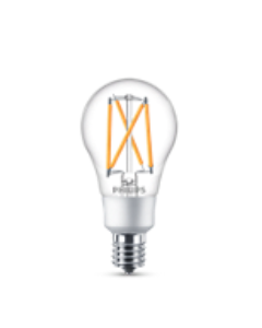 Philips 548973 Dimmable A15 LED Bulb - 3.8A15/PER/927-922/CL/G/E17/WGX4/2BCT20 120V