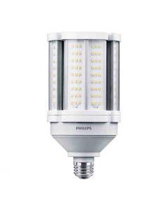 Philips 557025 Corn Cob LED Bulb - 27CC/LED/830/ND E26 BB 6/1 120-277V