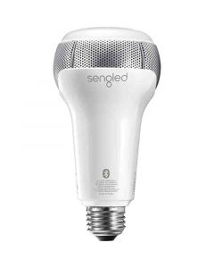Sengled - Dimmable LED Pulse Solo - A19 Dimmable LED Light with Stereo Bluetooth Speakers