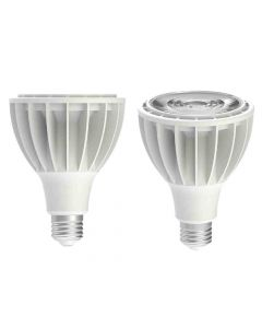 Sengled - LED  3000lm PAR30 Long neck CRI90 OPEN 120-277V NON DIM 25D Damp 3000K