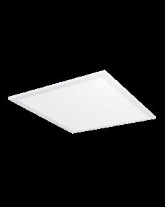 RAB Edgelit Panel 2X2 17W 3000K 120-277V Recessed Dim White