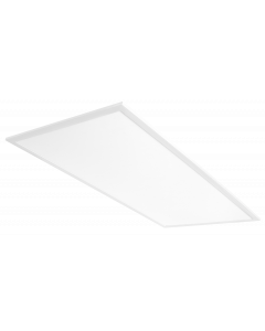 RAB Edgelit Panel 2X4 50W 3000K 120-277V Recessed Dim White