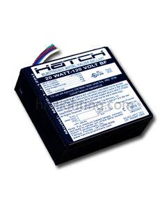 Hatch Mini MC20-1-J-UNNU 20 Watt Electronic Metal Halide Ballast
