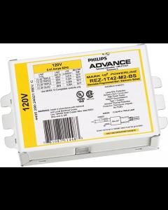 Advance Mark 10 REZ-2Q18-M2-BS  CFL Electronic Dimming Ballast