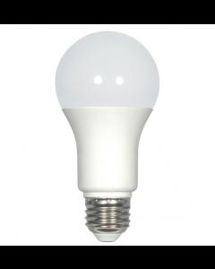 Satco S29837 LED A19 Bulb - 9.8A19/OMNI/220/LED/35K