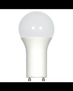 Satco S29841 LED A19 Bulb - 9.8A19/OMNI/220/LED/35K/GU24