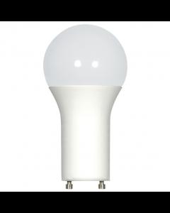 Satco S29842 9.5A19/OMNI/220/LED/40K/GU24 A19 Lamp