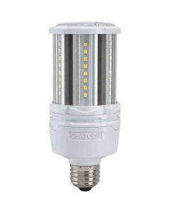 Satco S39390 LED Bulb - 18W/LED/HID/5000K/100-277V E26