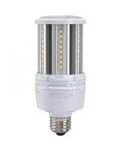 "Satco S39670 - 2700K LED HID Lamp - 6"""