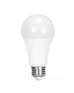 Satco S8651 LED A19 Bulb - 13A19/LED/3000K/90CRI