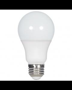 Satco S8914 LED A19 Bulb - 8.5A19/LED/27K /120-277V