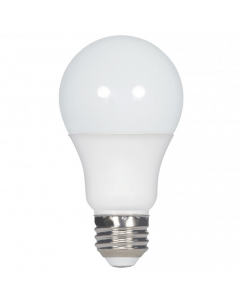 Satco S8916 LED A19 Bulb - 8.5A19/LED/40K /120-277V