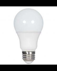 Satco S8920 LED A19 Bulb - 8.5A19/LED/50K /120-277V