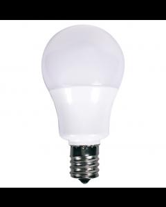 Satco S9067 LED A15 Bulb - 5.5A15/LED/4000K/E17/120V