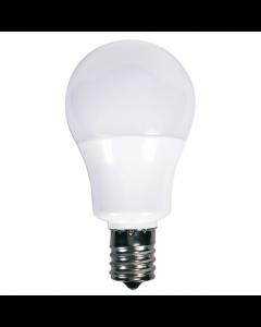 Satco S9068 LED A15 Bulb - 5.5A15/LED/5000K/E17/120V