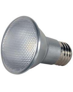 Satco S9403 LED PAR20 Bulb - 7PAR20/LED/25'/4000K/120V/D