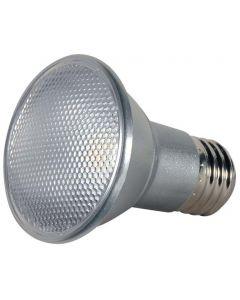 Satco S9404 LED PAR20 Bulb - 7PAR20/LED/25'/5000K/120V/D