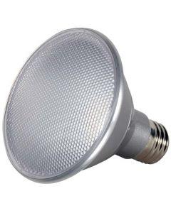 Satco S9412 LED PAR30SN Bulb - 13PAR30/SN/LED/25'/3500K/120V/D