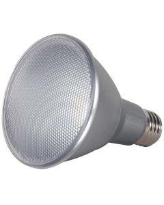 Satco S9427 LED PAR30LN Bulb - 13PAR30/LN/LED/25'/3500K/120V/D