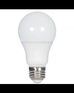 Satco S9704 LED A19 Bulb - 10A19/OMNI/LED/3K/90CRI