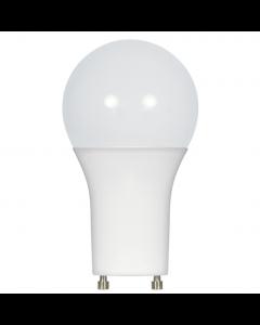 Satco S9707 LED A19 Bulb - 10A19/OMNI/LED/27K/90CRI/GU24