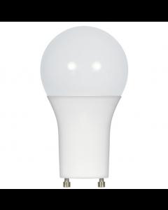 Satco S9708 LED A19 Bulb - 10A19/OMNI/LED/3K/90CRI/GU24