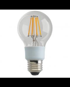 Satco S9845 LED A19 Bulb - 9A19/CL/LED/E26/27K/120V
