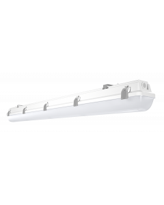 RAB Seal Linear Washdown 4FT 25W 4000K LED 120-277V DIM Industrial White