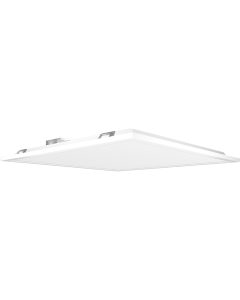 RAB Backlit Troffer 2X2 40W 80CRI 5000K 120-277V 0-10V DIM WH