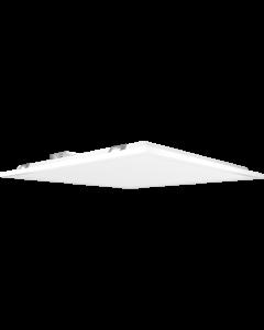 RAB Backlit Troffer 2X2 40W 80CRI 4000K 120-277V 0-10V DIM WH