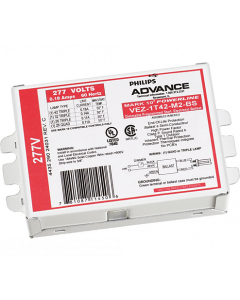 Advance Mark 10 VEZ-1T42-M2-BS  CFL Electronic Dimming Ballast