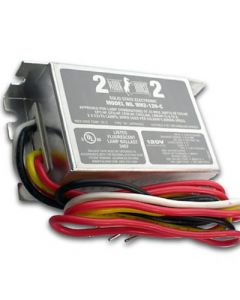 Fulham WorkHorse WH2-277-C Electronic Ballast - BACKORDERED Until Late AUGUST 2021