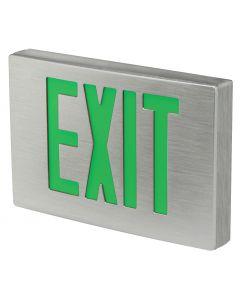 Blue Moon XC1GWWE Die Cast Aluminum LED Exit Sign
