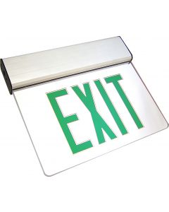 Blue Moon XEL2GWAE Edge-Lit Exit Sign