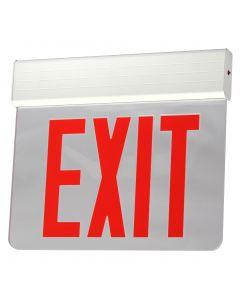 Blue Moon XELNY1RCAE NYC Approved Edgelit Exit Sign