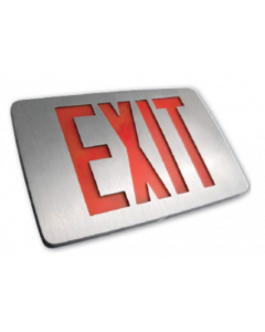 Blue Moon XTC1RWE Thin Die Cast LED Exit Sign