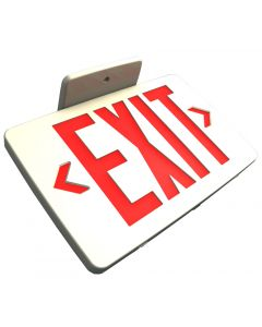 Blue Moon XTSD2RWE Thin Thermoplastic LED Exit Sign