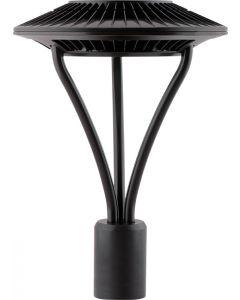 RAB Area Light 78W Cool LED 5T Clear Lens Bronze | BulbsDepot.com