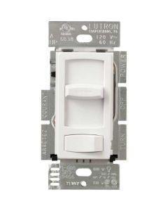 Lutron Skylark Contour CL CTCL-153P-WH Dimmer - White