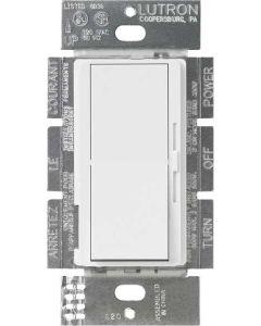 Lutron Diva DVF-103P-WH Fluorescent Dimmer - White