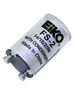 Eiko FS-25 Fluorescent Starter - Limited Stock