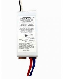 Hatch HR2600 Compact Fluroescent Ballast